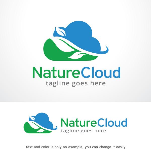Natura logo cloud