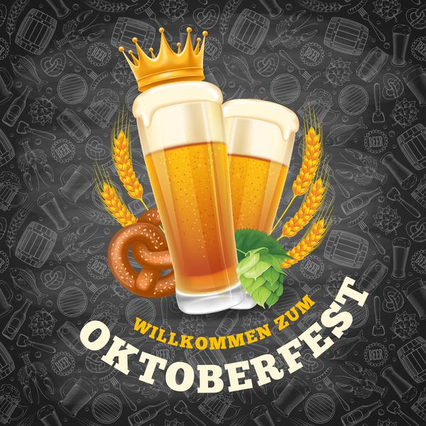 Tafel Oktoberfest Lable