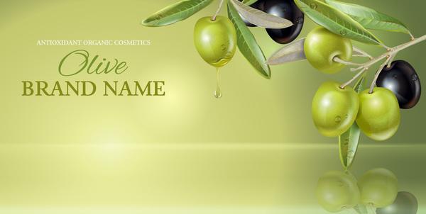 oliv grün