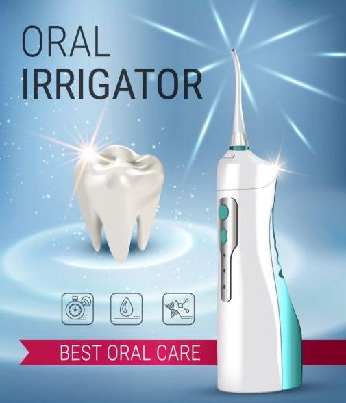 Werbung Oral irrigaror