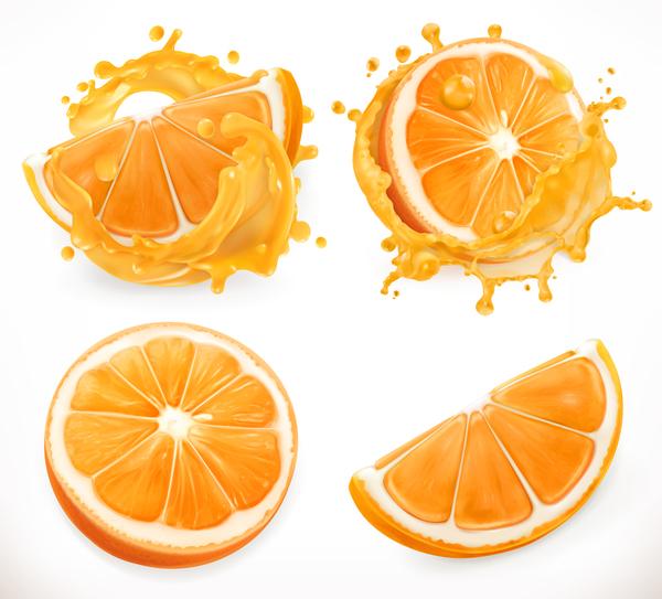 splash Saft orange