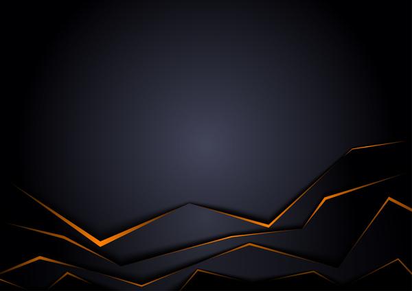 黒 折り紙