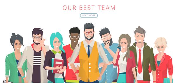 unsere team business best