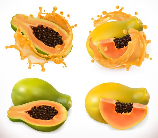 splash papaya juice