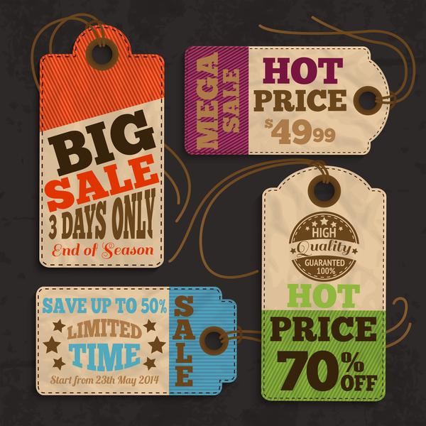 Papier étiquettes board