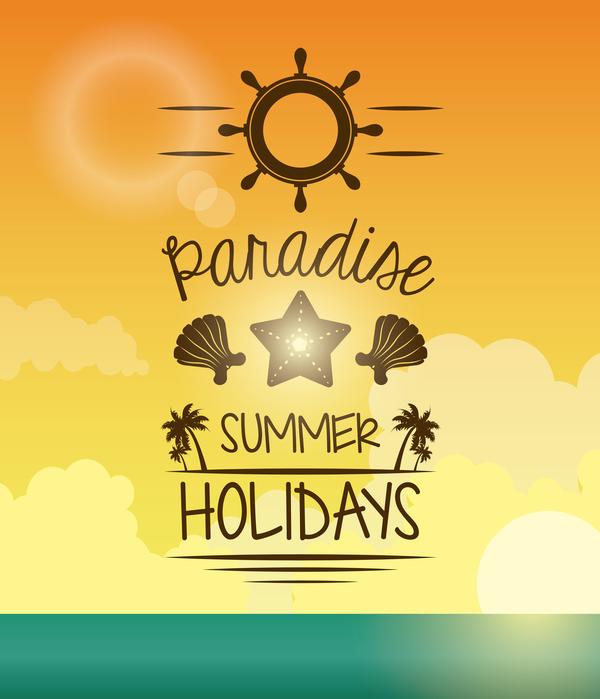 Urlaub Sommer Reisen Paradies