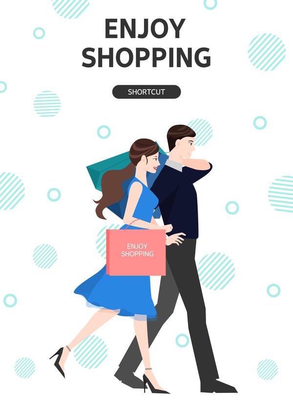 shopping mode människor