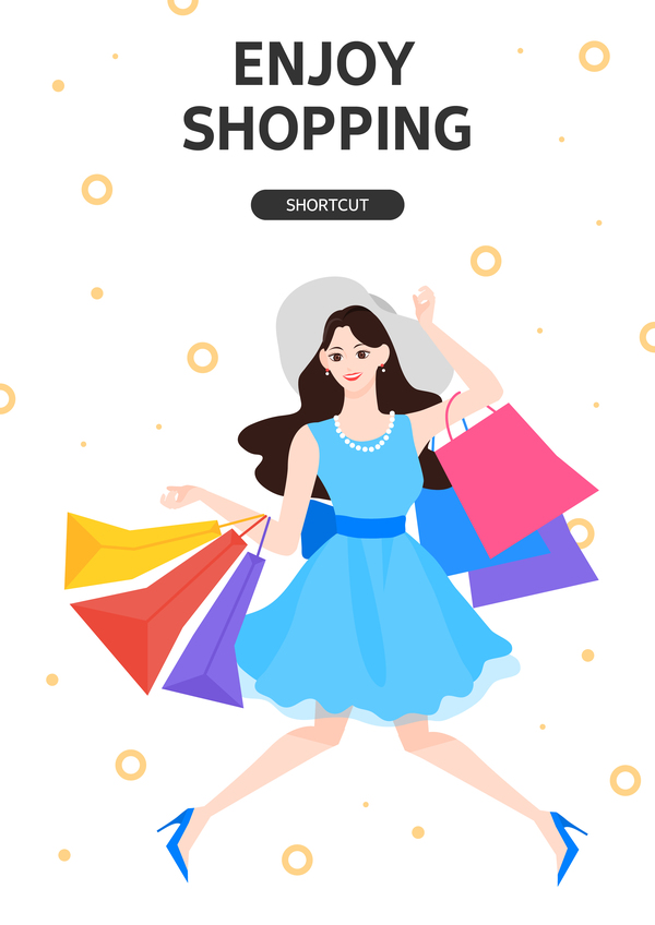 shopping persone moda