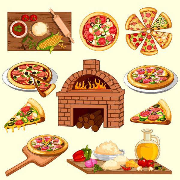 pizza Matlagning