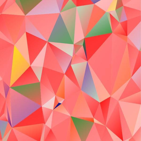 polygon embossment