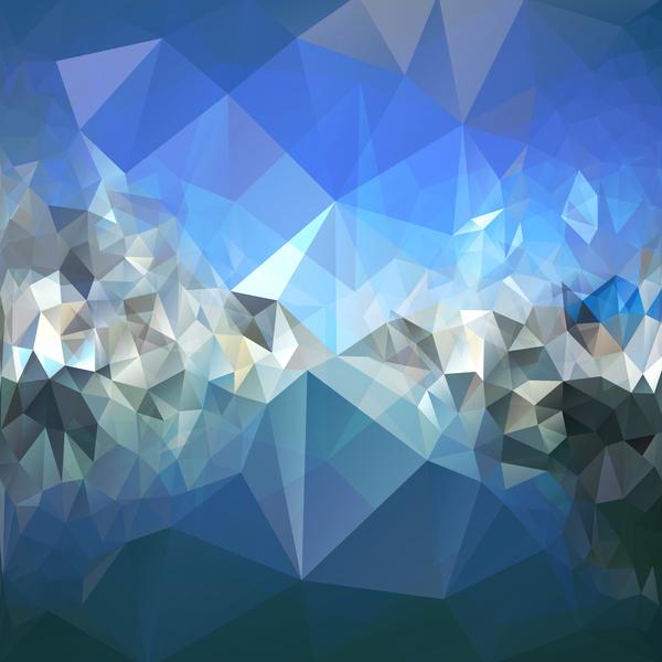 polygon Geometrische form Abstrakte