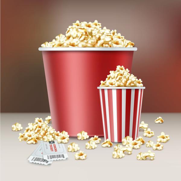 popcorn film biljetter
