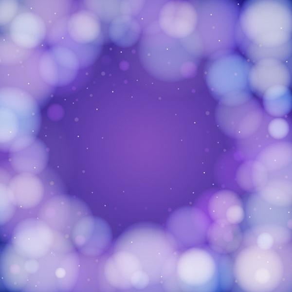 、ボケ味、穏やかな、紫