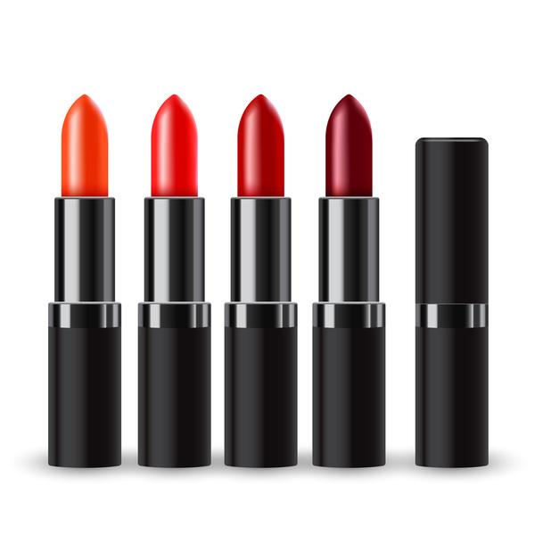 rouge à lèvres réaliste