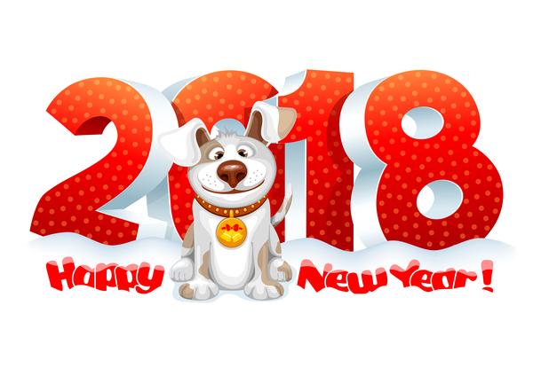 rouge new L'année 2018