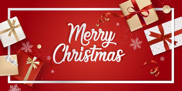 rouge Noel cadeau Boxs
