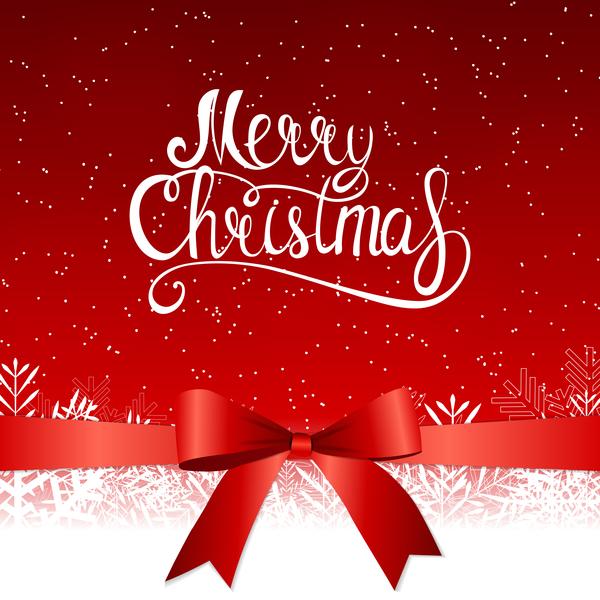 weiß Weihnachten rot Karte Bogen