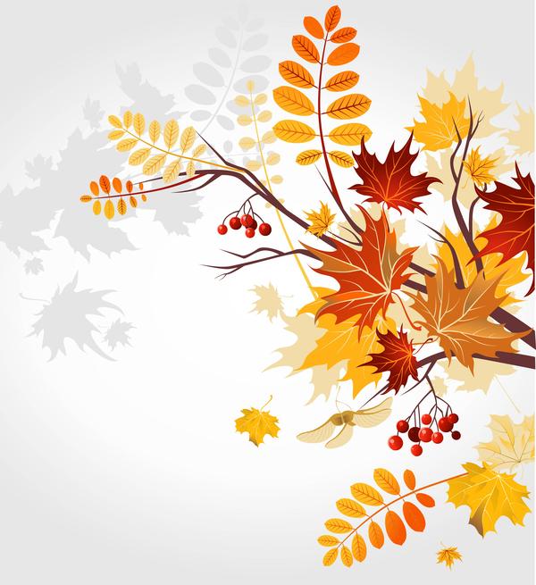 Herbst erfrischend