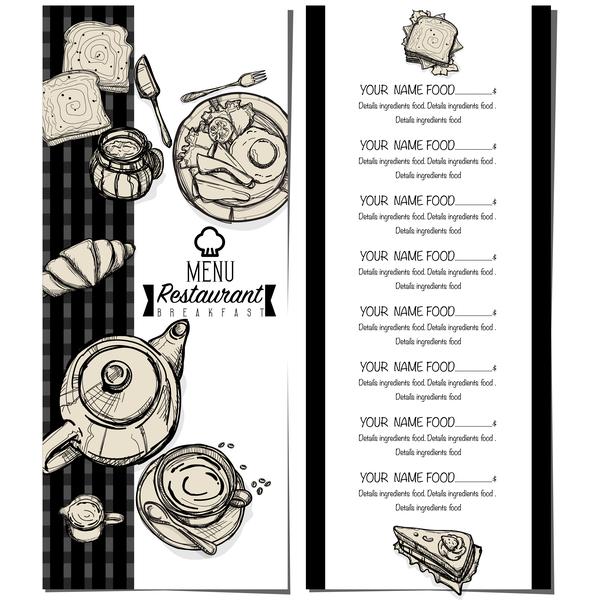 Restawrant Preis menus listen Frühstück