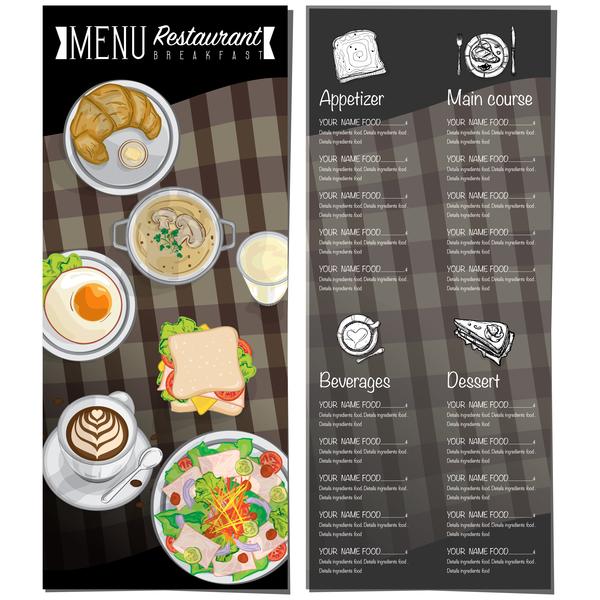 Restawrant pris meny lista frukost