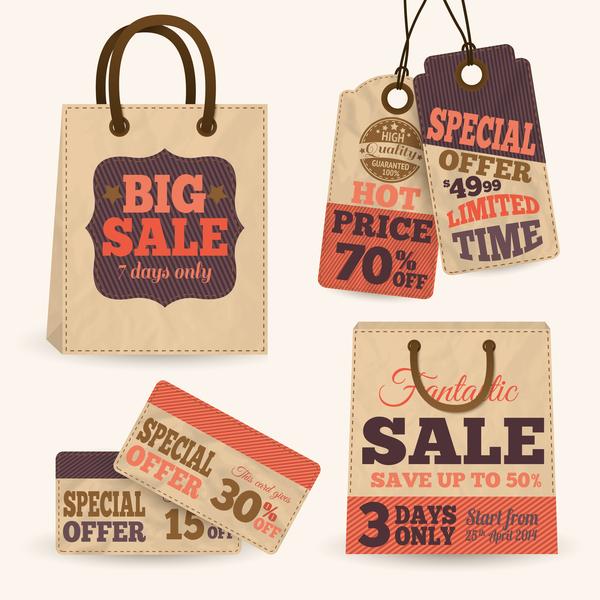 、バッグ、レトロなフォント、販売
