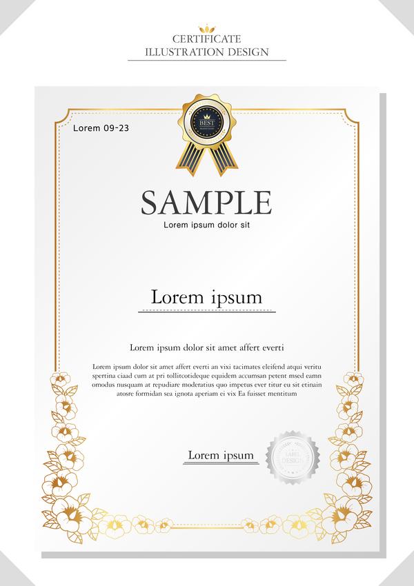 royal certificate
