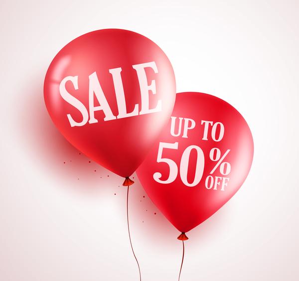 rod Rabatt försäljning ballong