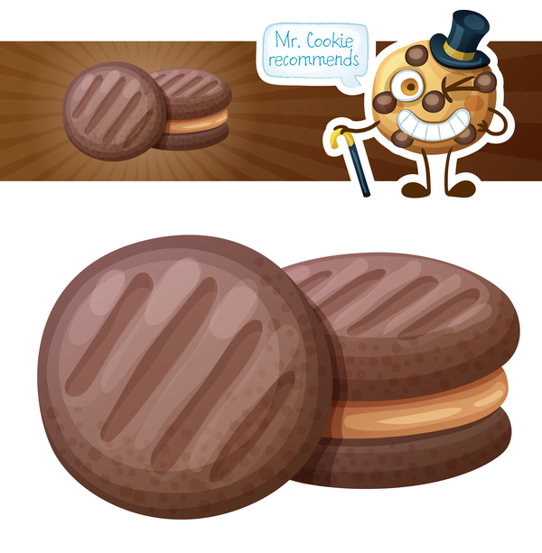 smörgås kakor choklad