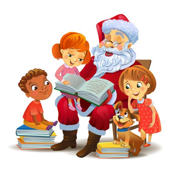 santa livre kids Claus