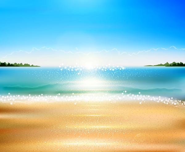 海 ビーチ