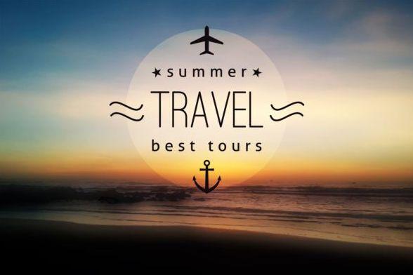 travel summer sea