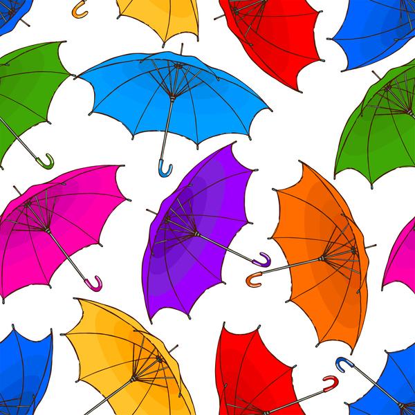 sans soudure parapluie modèle