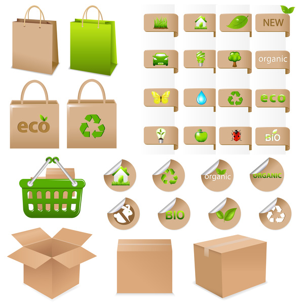 set ecological container
