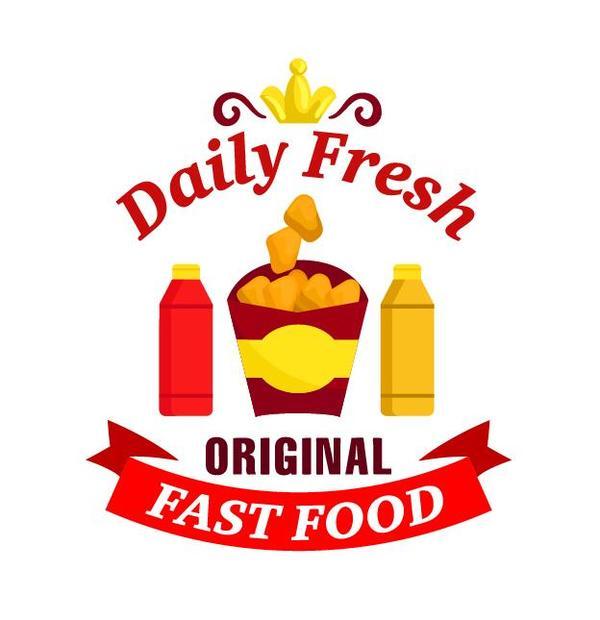 food fast etichette