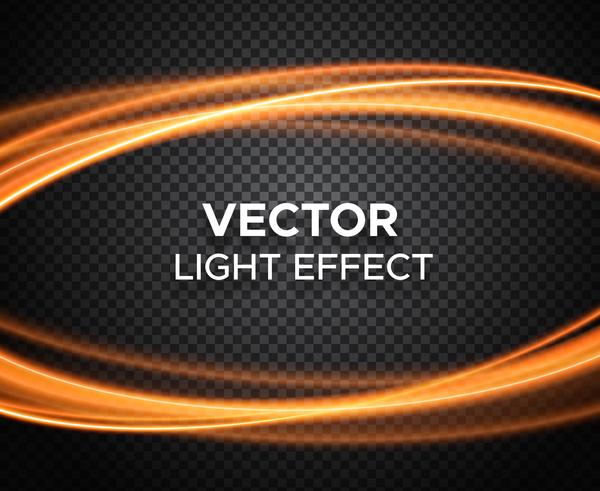 luce effetto brillante