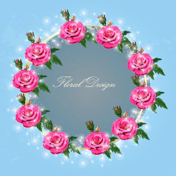 rose Couronne brillant