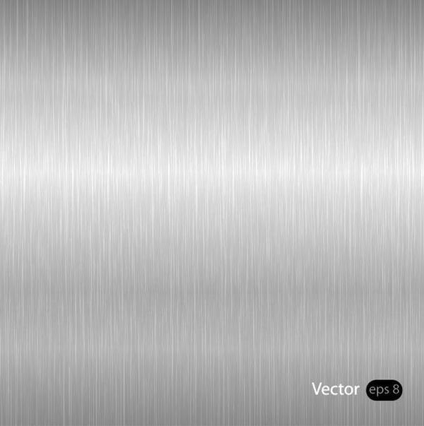 texture metal effet argent