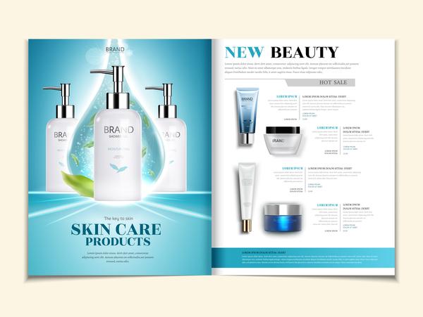 och sjukvård kosmetika hud