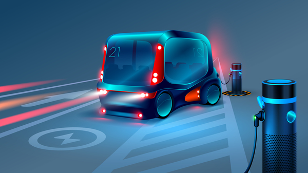 smart concept autobus