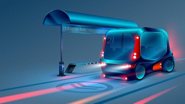 smart koncept buss