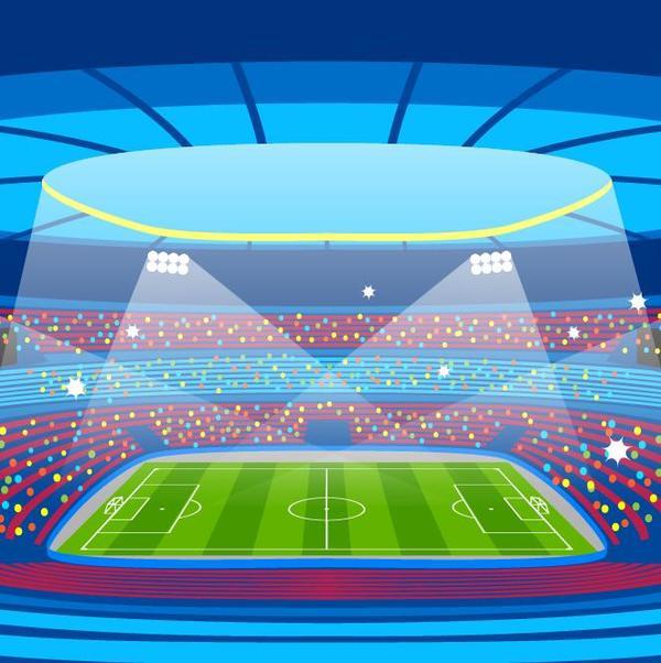 scena Partita Calcio
