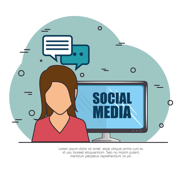 social réseau multimedia