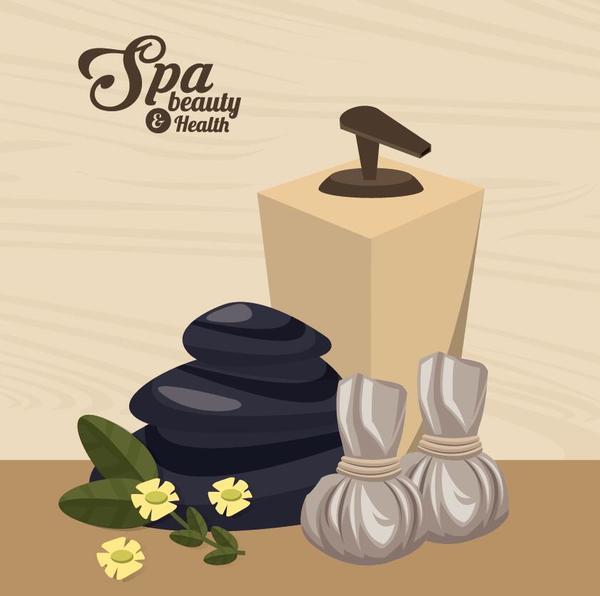 spa skönhet hälsa