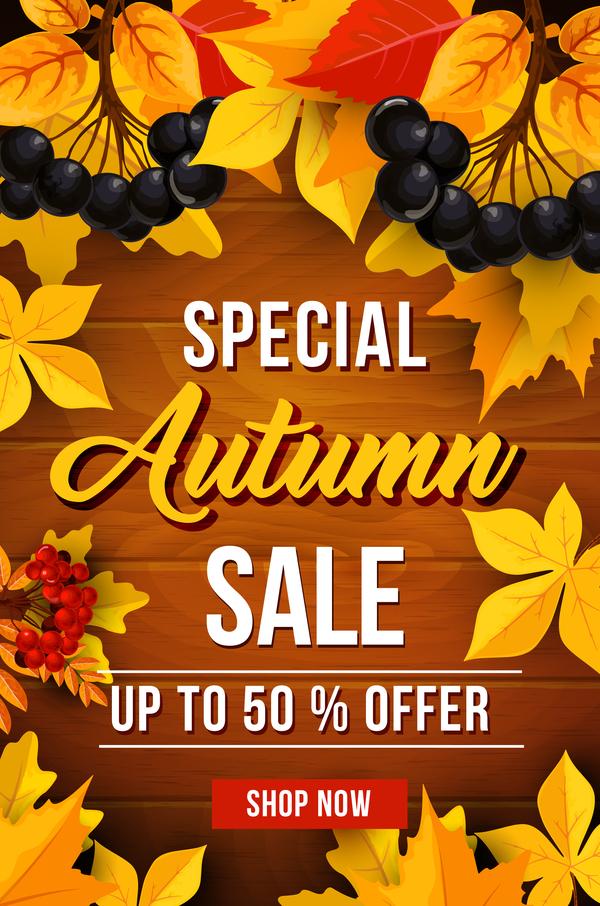 、秋、販売、特別な