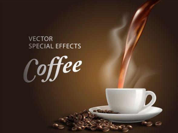 special mise en route effets cafe