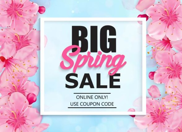 spring sale big