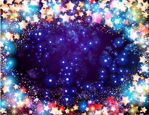 stjärniga ljus halation festival