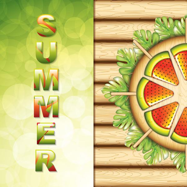 paradis nourriture fete été