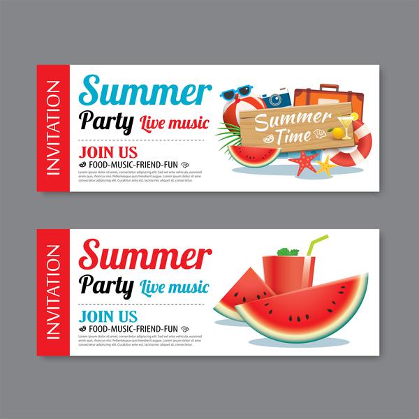 striscioni musica festa estate dal vivo