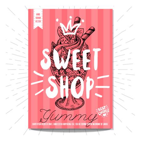 süß shop poster